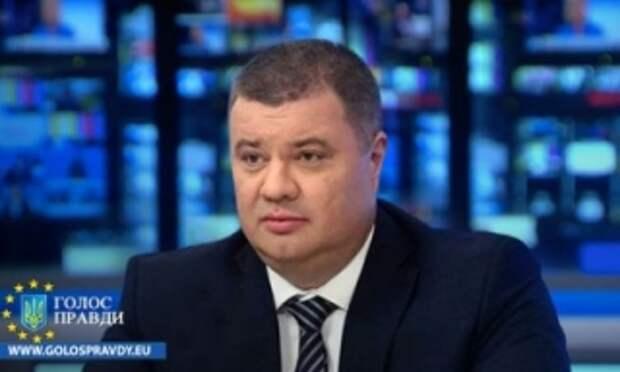 Представитель СБУ: Режим Порошенко готовил химическую атаку на Донбассе