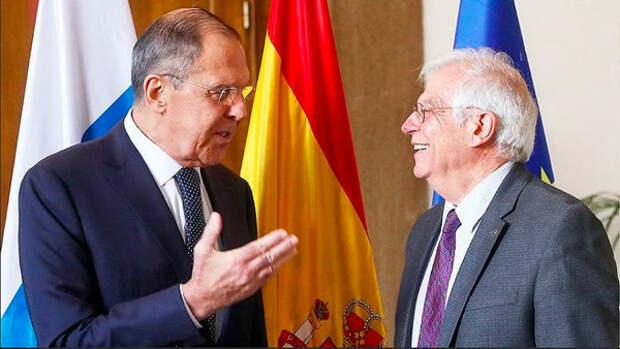 """ЕС в поисках """"дружбы"""""""