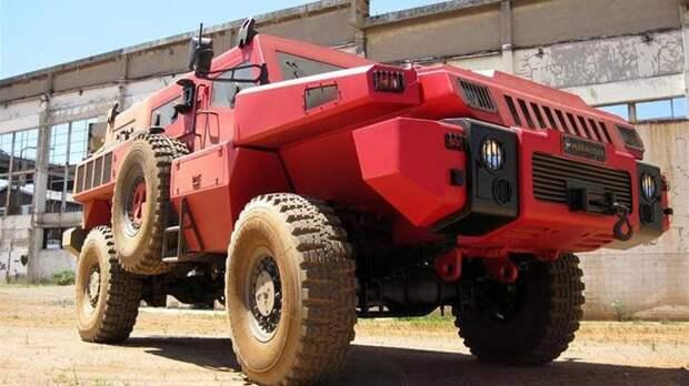 The Marauder -бронетранспортёр авто, броневик, военная техника