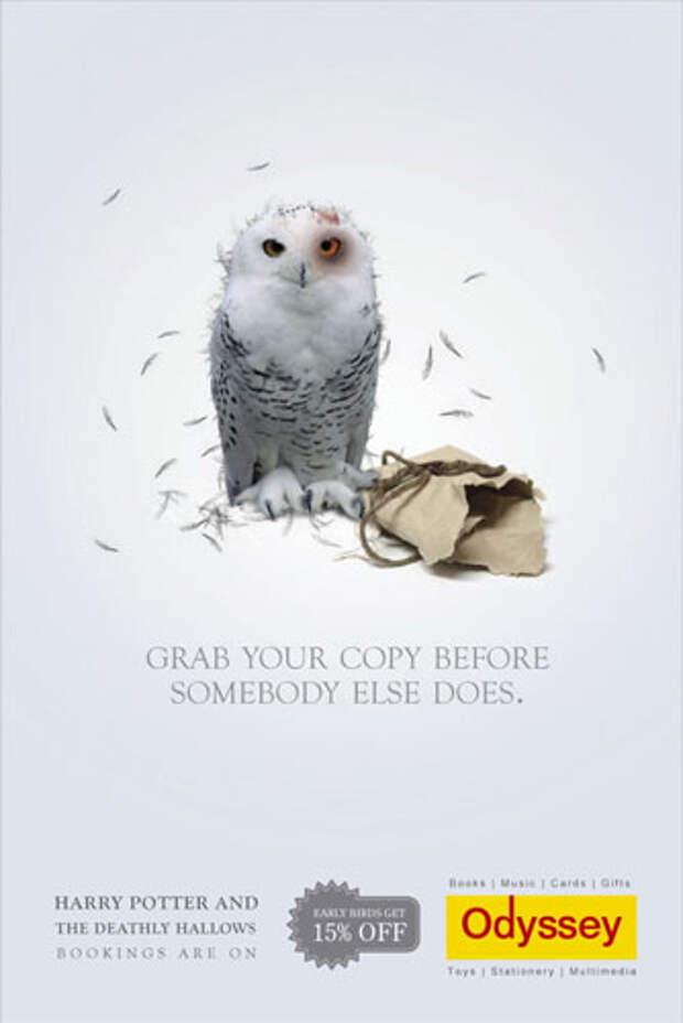 Птицам – скидка!