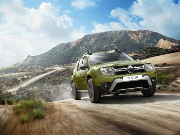 Обновленный Renault Duster