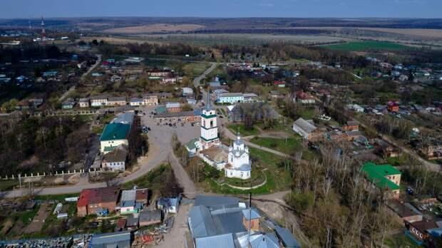 Маленькое село в Тульской области сделало своим брендом крапиву — и не прогадало