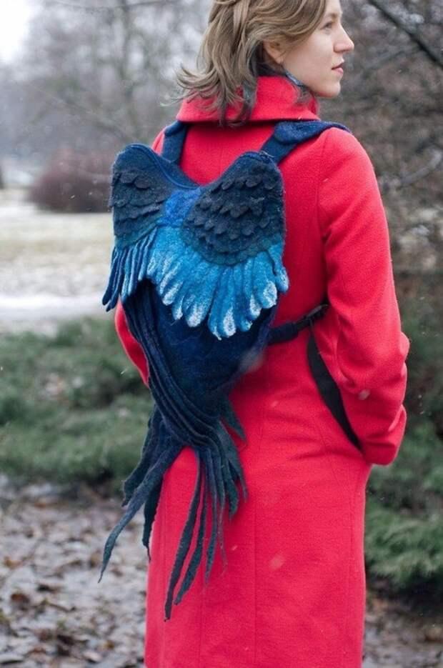Рюкзак-крылья