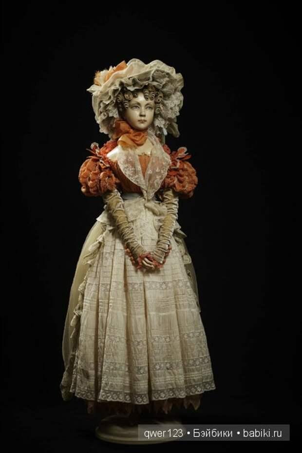 куклы из дерева от Юлии Сочилиной