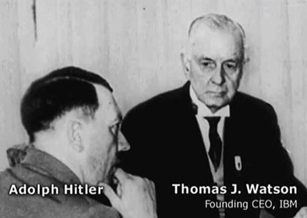 Гитлер, США, нефть, бизнес, экономика, Вторая мировая|Фото: otvet.imgsmail.ru