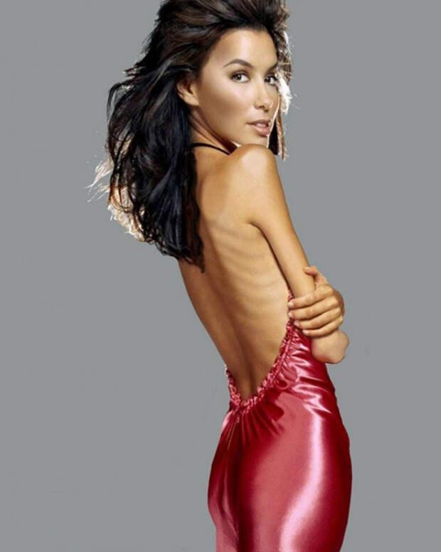 Фотошоп и знаменитости против анорексии. Это надо увидеть
