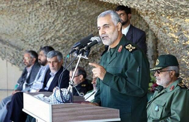 Иранские войска готовятся к атаке на ИГИЛ с авиационной подержкой России