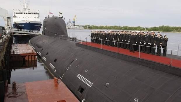 Четвертая подлодка проекта «Ясень» заложена в Северодвинске