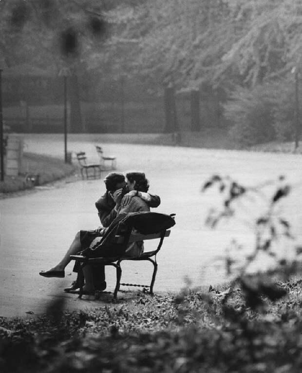 Любовь во всех ее проявлениях в работах итальянского фотографа