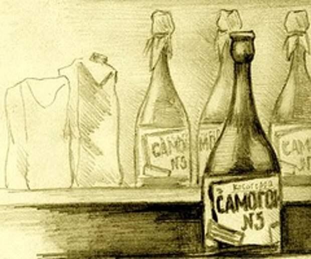 «Косогоров самогон» приглашает в эксперимент!