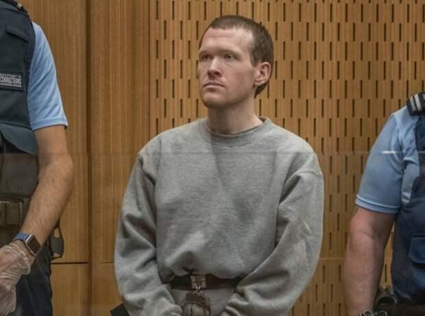 Без права на УДО: суд вынес приговор стрелку из новозеландского Крайстчерча