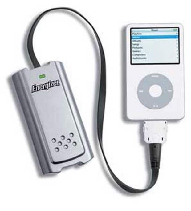 Energizer паразитирует на успехе Apple