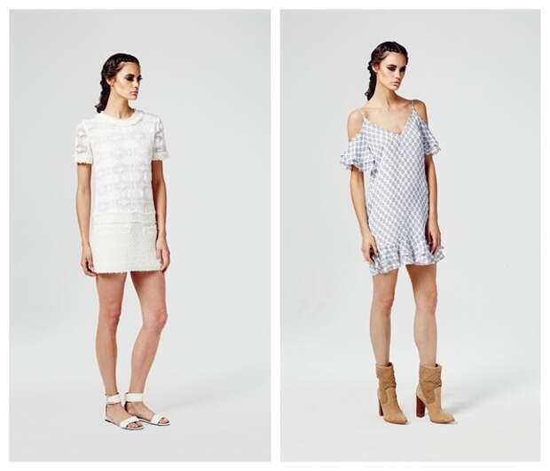 Милые летние платья в винтажном стиле - лето 2015, фото