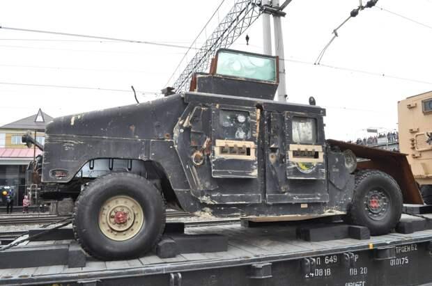 """""""Сирийский перелом"""" побывал в Новокузнецке"""