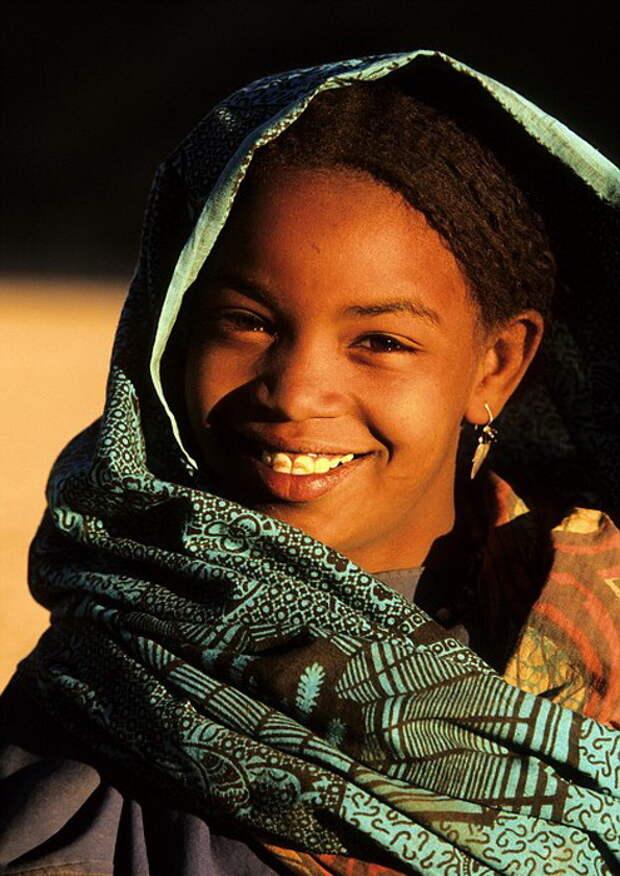 Туареги - загадочная африканская народность