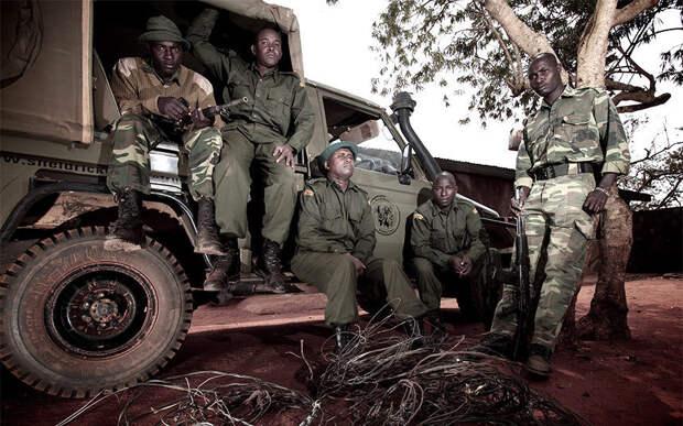 Служба охраны дикой природы Кении