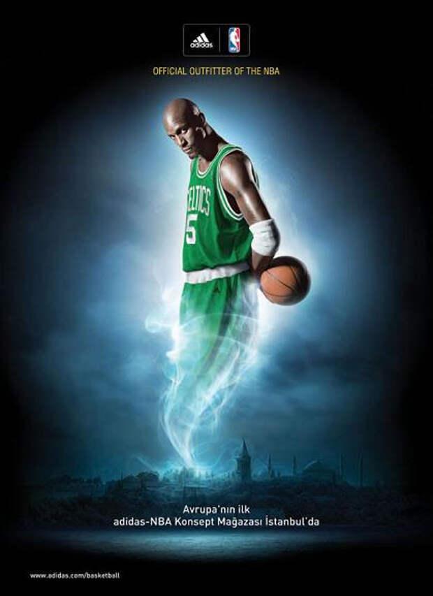В Стамбуле выпустили баскетбольного джина NBA