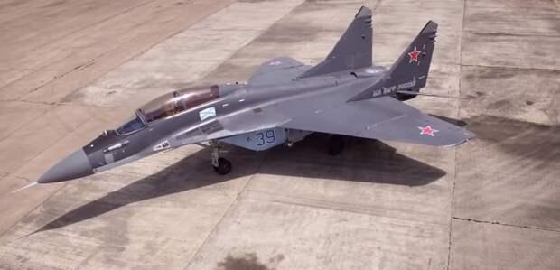 МиГ-29К. Форсаж