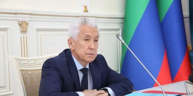 Экс-глава Дагестана Васильев хочет баллотироваться в ГД