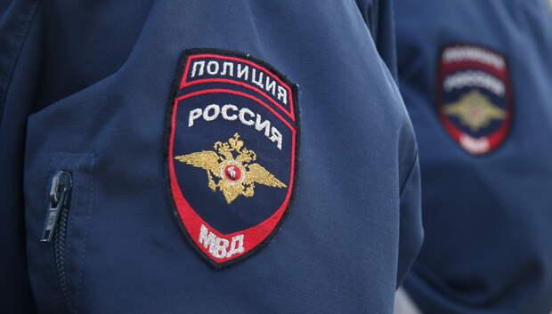 В Подольске задержали мужчину, подозреваемого в краже фотоаппаратуры