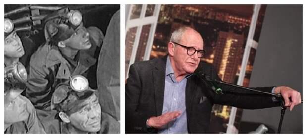 Тогда и сейчас: 11 известных советских актеров в начале своей карьеры и сегодня