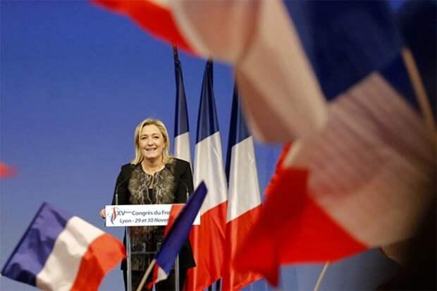 Национальный фронт Франции близок к победе на местных выборах