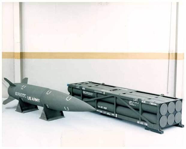 Ракетный комплекс ATACMS в США и за рубежом
