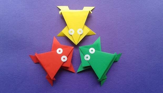 Бесплатный мастер‑класс по оригами пройдет в Подольске 10 октября