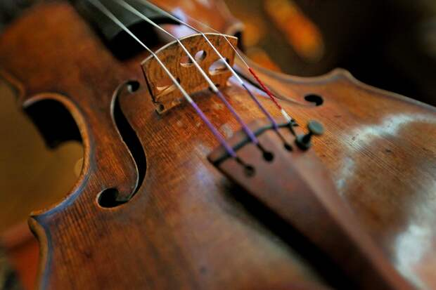 This Stradivarius violin: A 'jealous mistress,' a prize worth millions