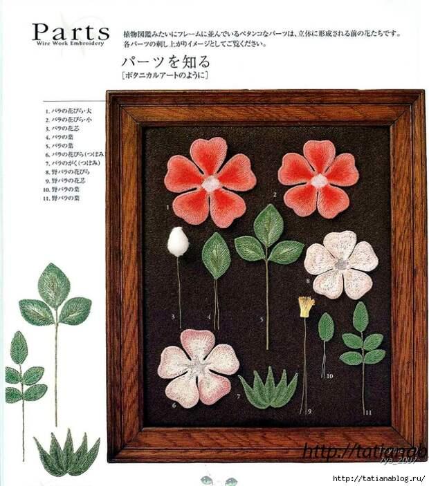 302_Ondori. Flowers. Wire Work Embroidery - 2006.page24 copy (616x700, 390Kb)