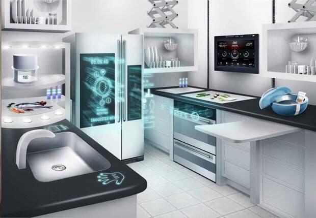 Как будет выглядеть кухня будущего от ИКЕА