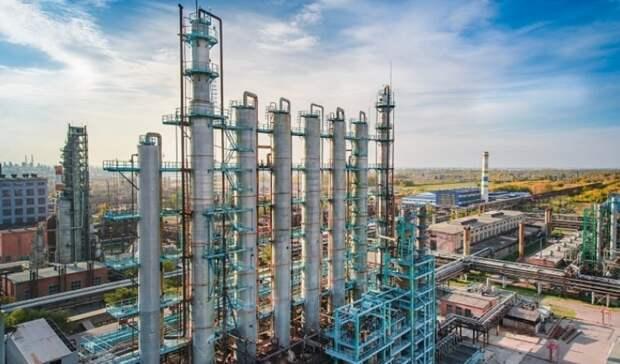 «Омский каучук» переходит напроизводство более экологичной октановой добавки