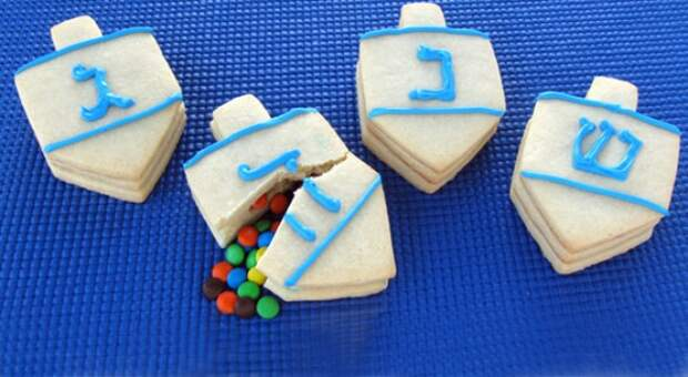 5 новогодних десертов, которые порадуют ваших детей