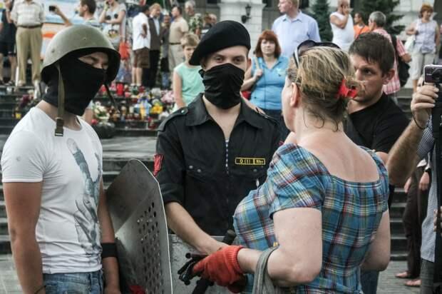 Украинским провокаторам в Белоруссии указывают на дверь