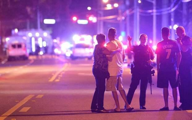 Стрельба в Орландо