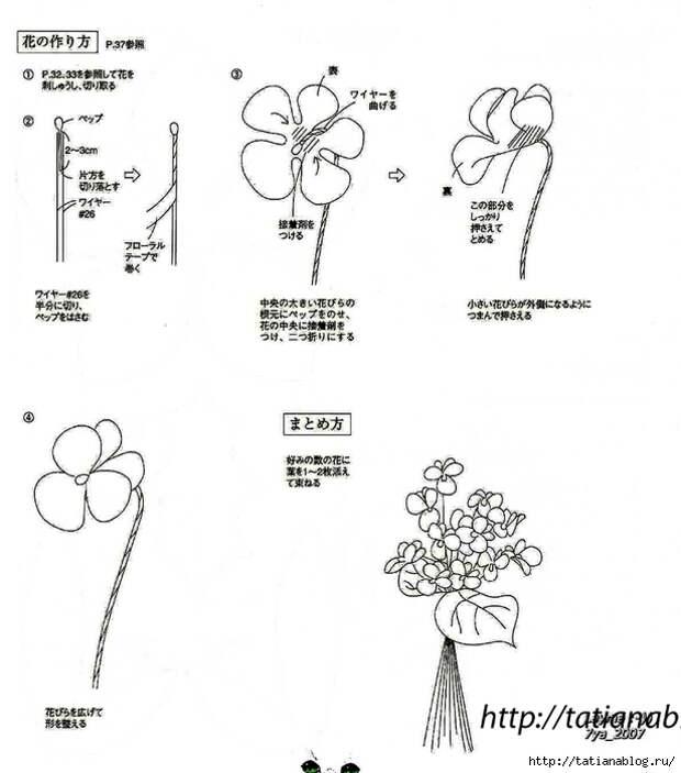 302_Ondori. Flowers. Wire Work Embroidery - 2006.page47 copy (616x700, 150Kb)