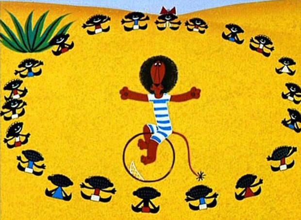 15 самых летних мультфильмов на свете