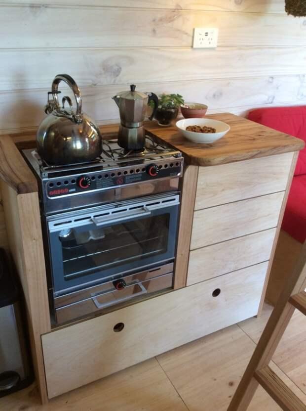 дом на колесах кухня 2: Дом на колесах