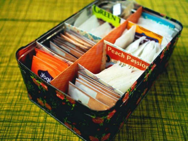 Все по полочкам: 17 гениальных идей хранения разнообразных мелочей