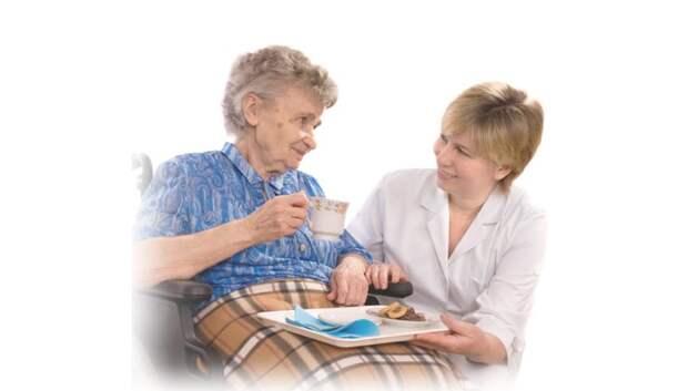 Проблемы пожилых людей