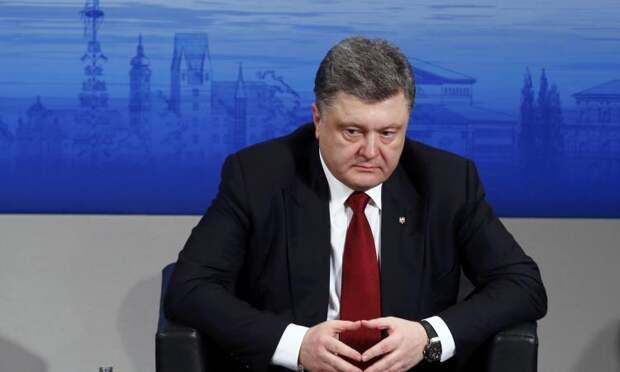 Порошенко срочно возобновляет войну на Донбассе из-за новой цели