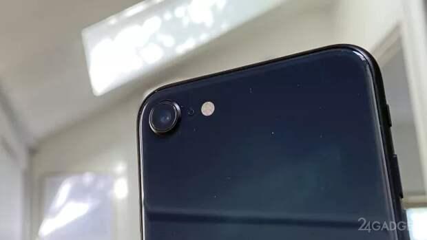 Камера iPhone SE (2020) протестирована журналистами