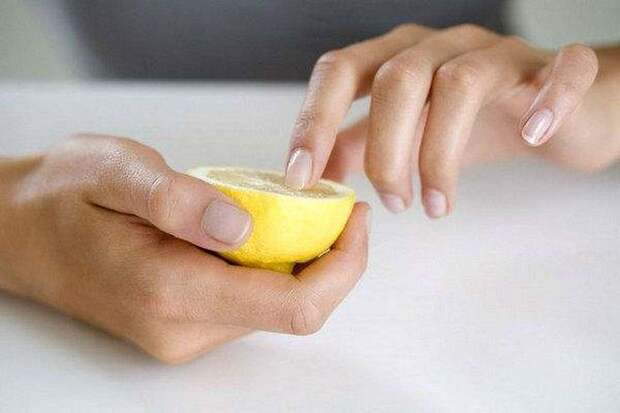 Лимон помогает при укусе осы лимон, польза