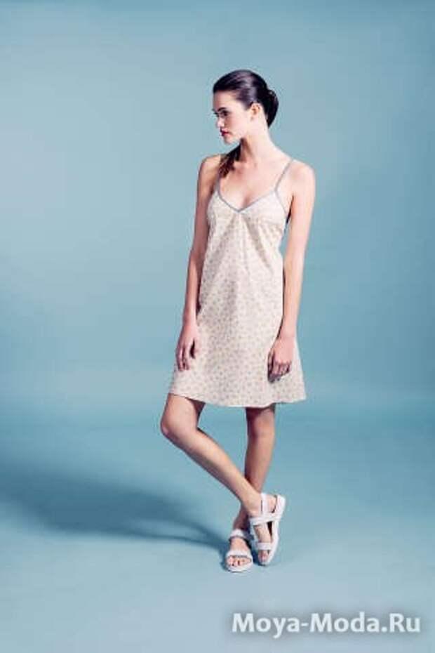 Модные сарафаны весна-лето 2015 Rachel Antonoff