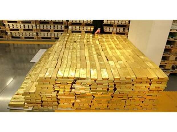 Так есть ли золото в Форт-Ноксе?