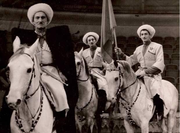 Советская Чечня