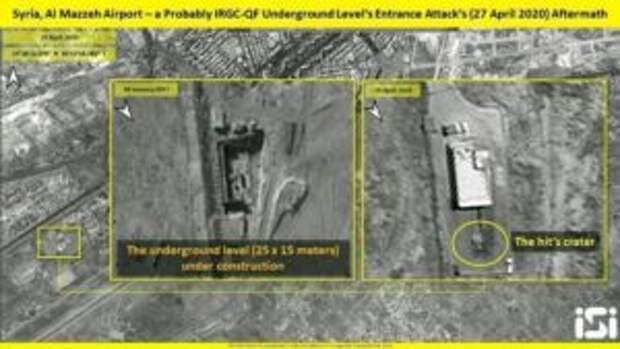 Avia.pro: российские РЭБ в Сирии заставили израильские ракеты промахнуться