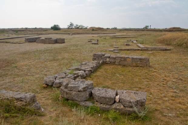 Очередное поселение древних греков в Крыму нашли археологи.