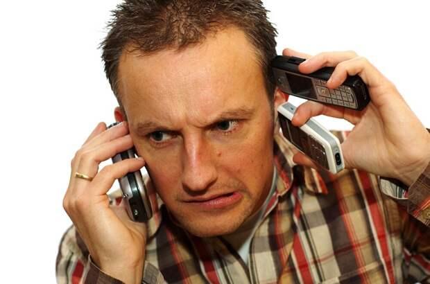 Мужчины с кнопочными телефонами - нищие или жадные!