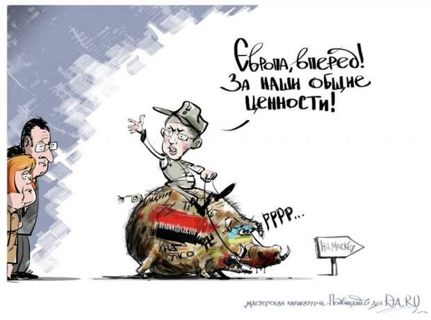Европа разочарована в Украине
